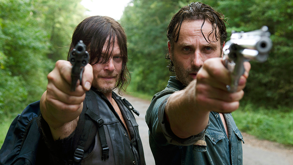 The Walking Dead: Would You Kill Someone Who Stole From You?