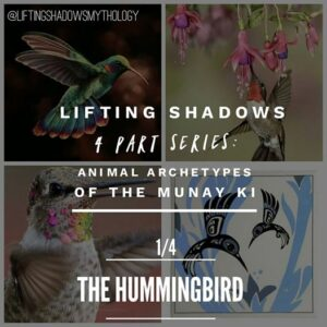 Connect With the Hummingbird in the Munay Ki and Daily Life