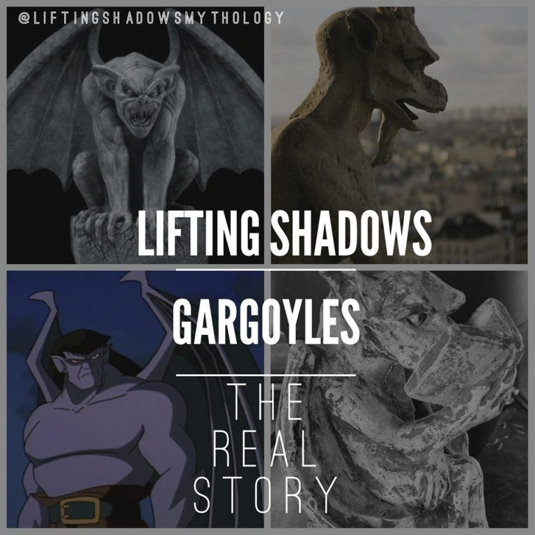 Gargoyles: The REAL Story