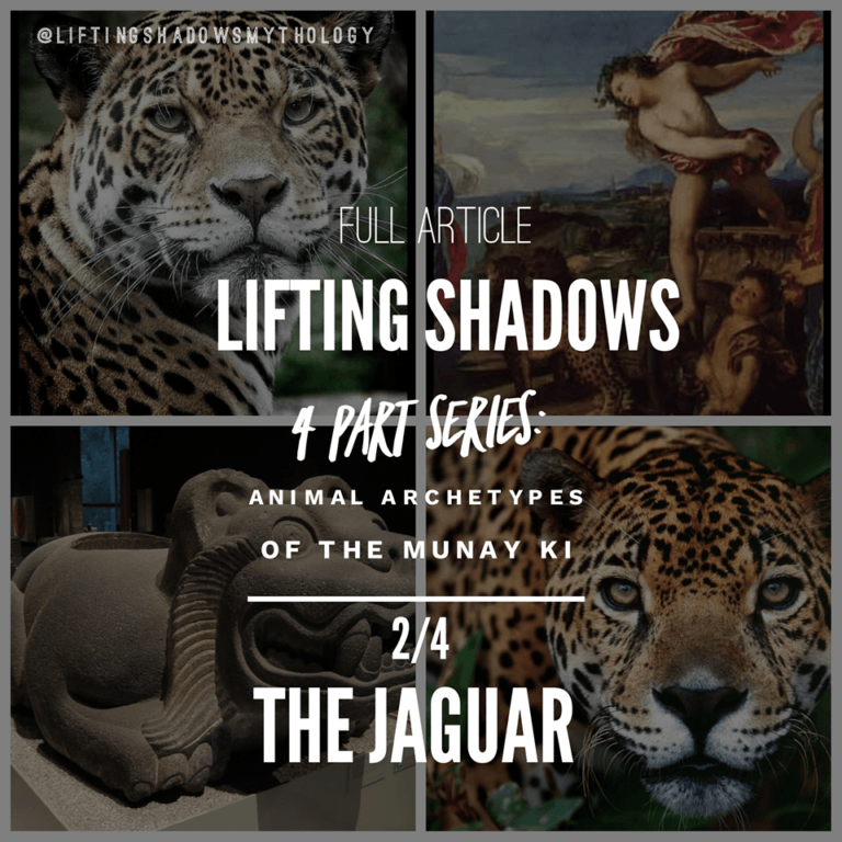 Connect With the Jaguar in the Munay Ki and Daily Life