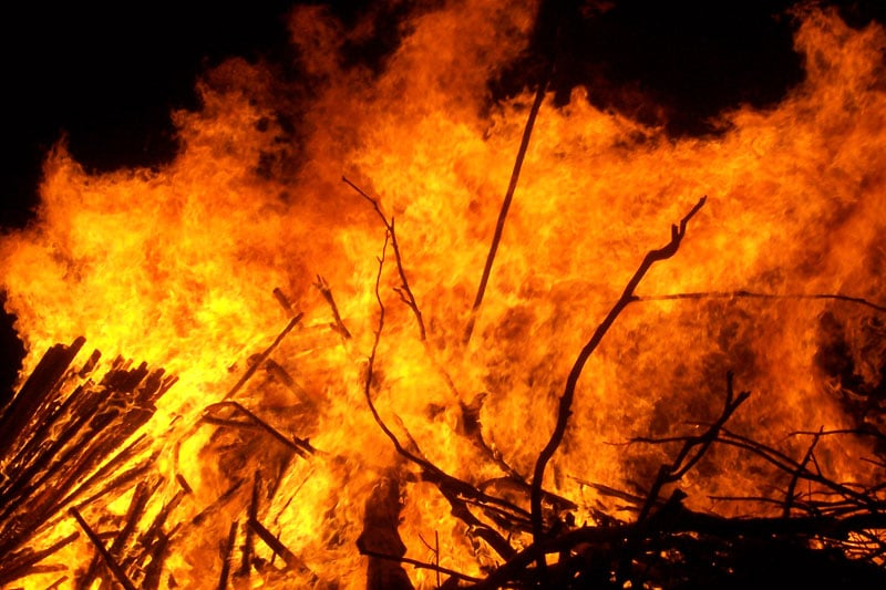 fire meaning mythology