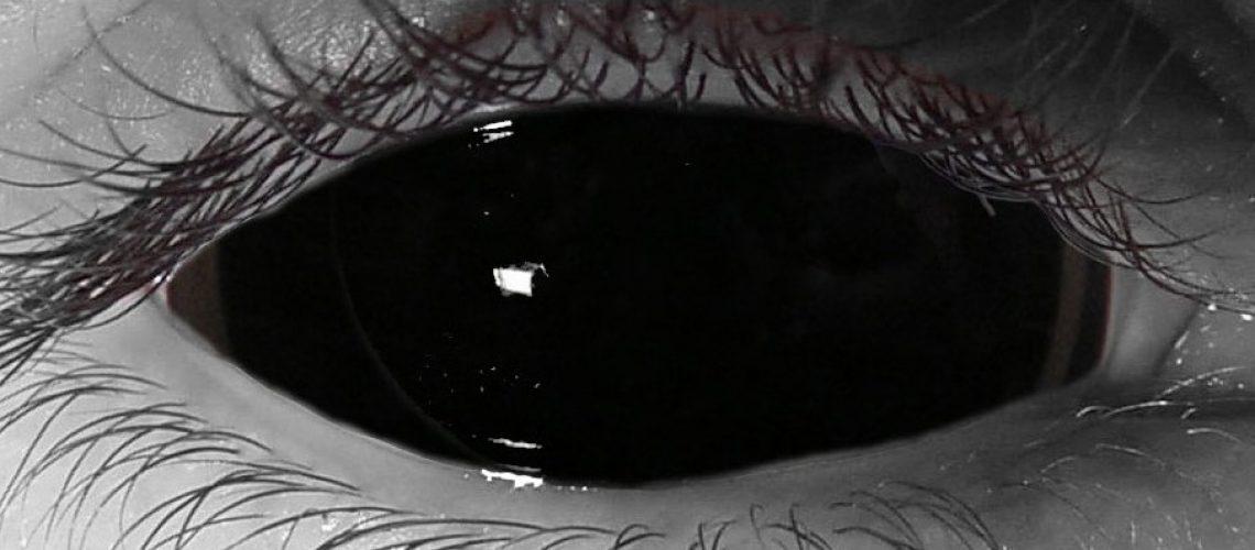Vampiric Black Eye