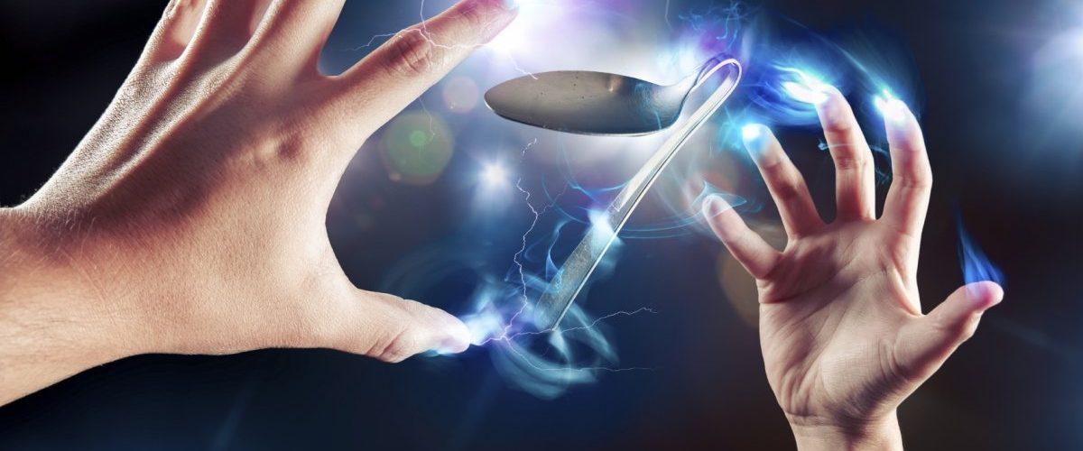 esp telekineses magic